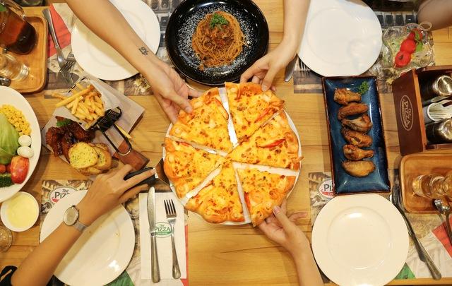 Pizza Viền Tôm Nướng thả ga với giá giảm chỉ còn 50% nhân dịp sinh nhật The Pizza Company - Ảnh 4.