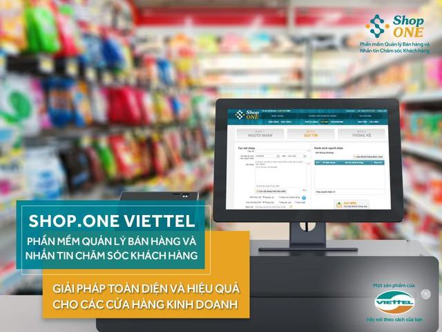 Shop.ONE - Phần mềm quản lý bán hàng và nhắn tin chăm sóc khách hàng mua 1 được 2 - Ảnh 4.