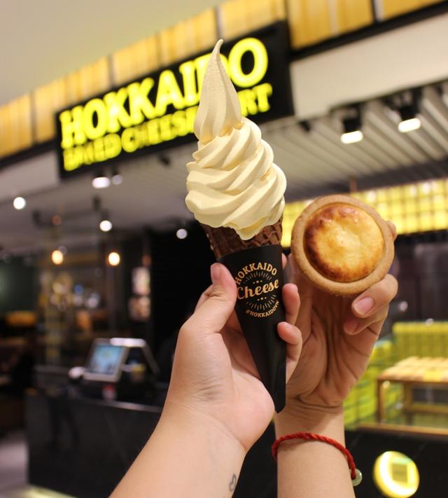 Săn ngay 100 suất kem phô mai đầu tiên củaHokkaido Baked Cheese Tart - Ảnh 2.