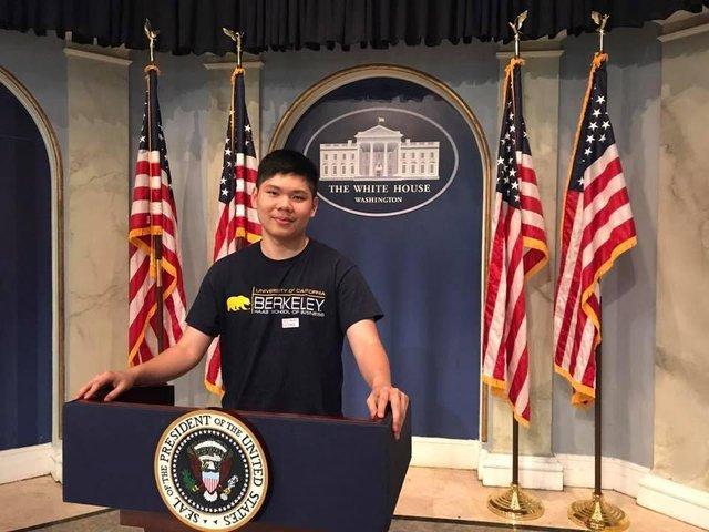 Cựu học sinh trường Á Châu đậu 4 đại học hàng đầu Hoa Kỳ - Ảnh 1.