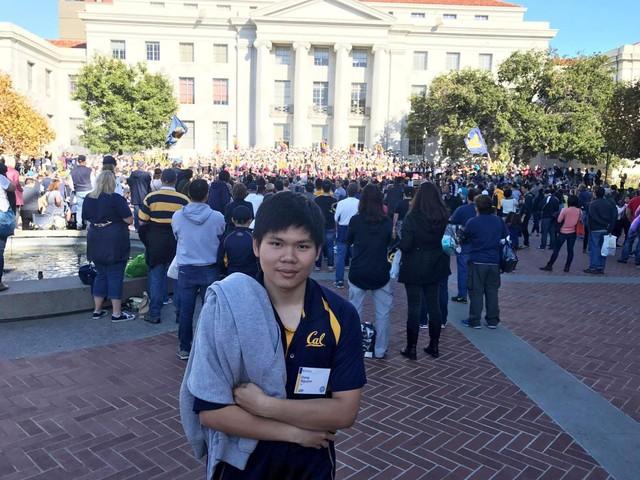 Cựu học sinh trường Á Châu đậu 4 đại học hàng đầu Hoa Kỳ - Ảnh 2.