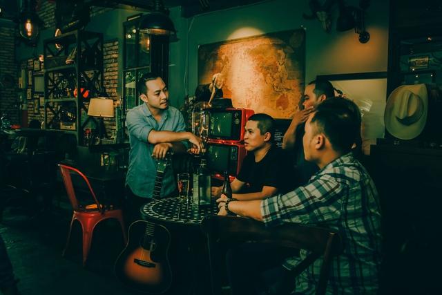 Võ Trọng Phúc thực hiện mini liveshow đầu tiên trong năm 2018 kết hợp ra mắt ban nhạc country với tên SOUTHLAND - Ảnh 2.
