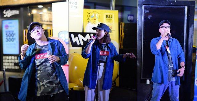 Lộn Xộn Band ra mắt bài hát mới, cùng dàn hot teen náo loạn tại sự kiện thực tế ảo trên phố đi bộ - Ảnh 3.