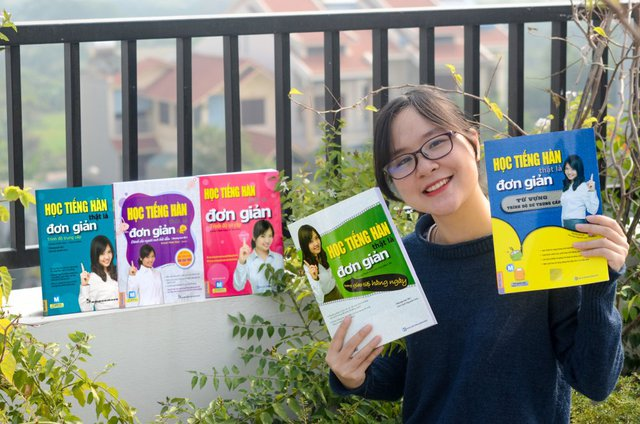 Top 7 cuốn sách học tiếng Hàn được hot girl Jin Ju review - Ảnh 1.