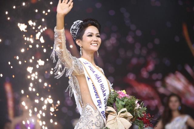 Hoa hậu H'Hen Niê đồng hành hỗ trợ trẻ em nghèo - Ảnh 1.
