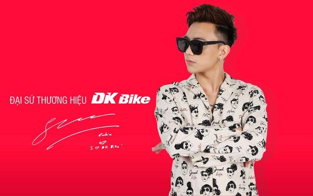 Hãng xe điện DKBike công bố Soobin Hoàng Sơn làm đại sứ thương hiệu - Ảnh 1.