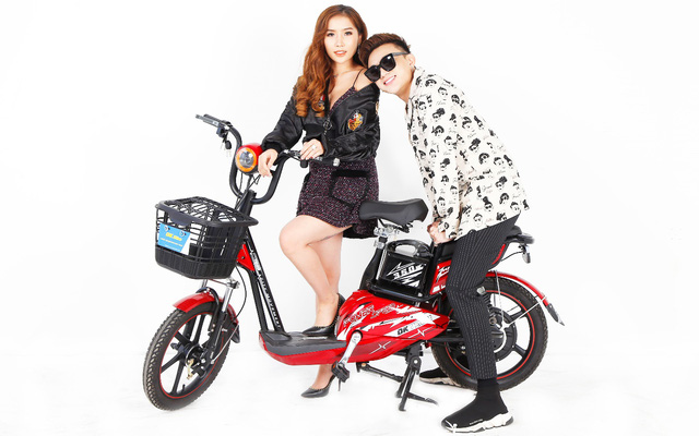 Hãng xe điện DKBike công bố Soobin Hoàng Sơn làm đại sứ thương hiệu - Ảnh 5.