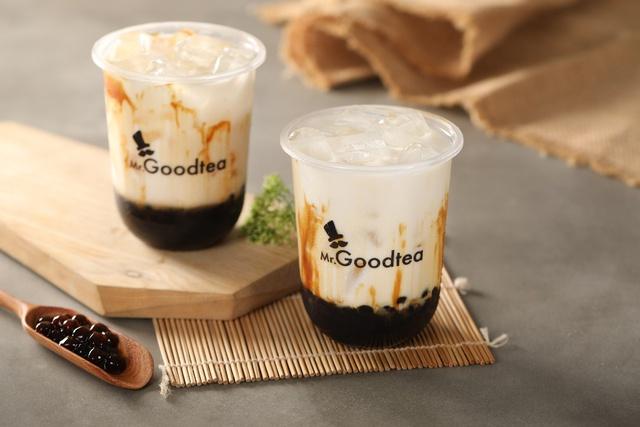 Muốn thưởng thức trà sữa ngon, chất lượng trong không gian đẹp lý tưởng, hãy ghé Mr Good Tea! - Ảnh 2.