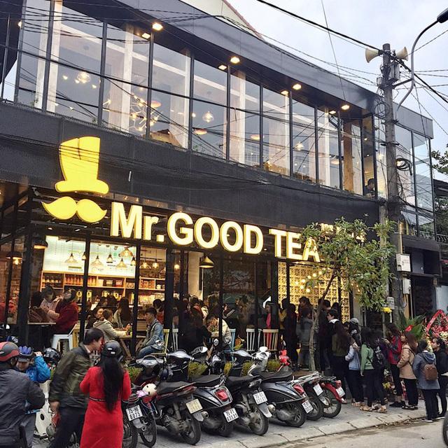 Muốn thưởng thức trà sữa ngon, chất lượng trong không gian đẹp lý tưởng, hãy ghé Mr Good Tea! - Ảnh 5.