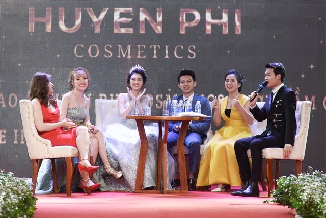 """Huyền Phi Cosmetics tổ chức tiệc vinh danh đẳng cấp """"Inspiration Gala Dinner 2018"""" - Ảnh 3."""