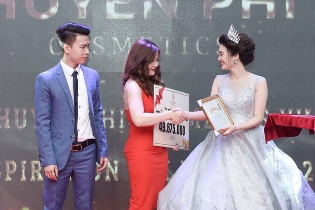 """Huyền Phi Cosmetics tổ chức tiệc vinh danh đẳng cấp """"Inspiration Gala Dinner 2018"""" - Ảnh 7."""