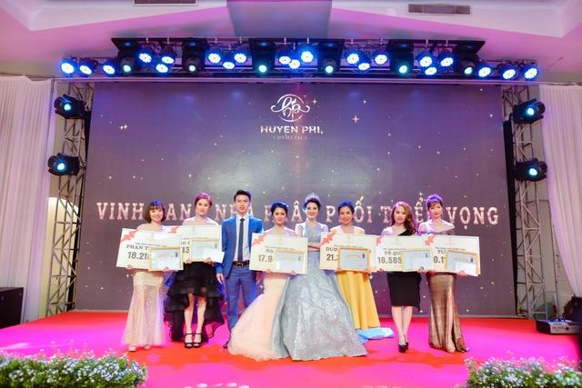 """Huyền Phi Cosmetics tổ chức tiệc vinh danh đẳng cấp """"Inspiration Gala Dinner 2018"""" - Ảnh 8."""
