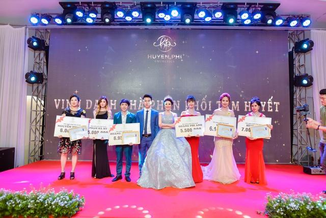 """Huyền Phi Cosmetics tổ chức tiệc vinh danh đẳng cấp """"Inspiration Gala Dinner 2018"""" - Ảnh 9."""