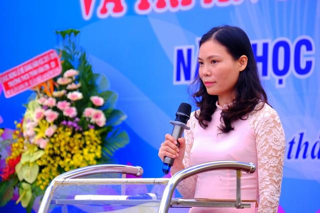 Cô hiệu trưởng nổi nhất hôm nay với lời kêu gọi khiến hàng ngàn học sinh và phụ huynh ngỡ ngàng - Ảnh 4.