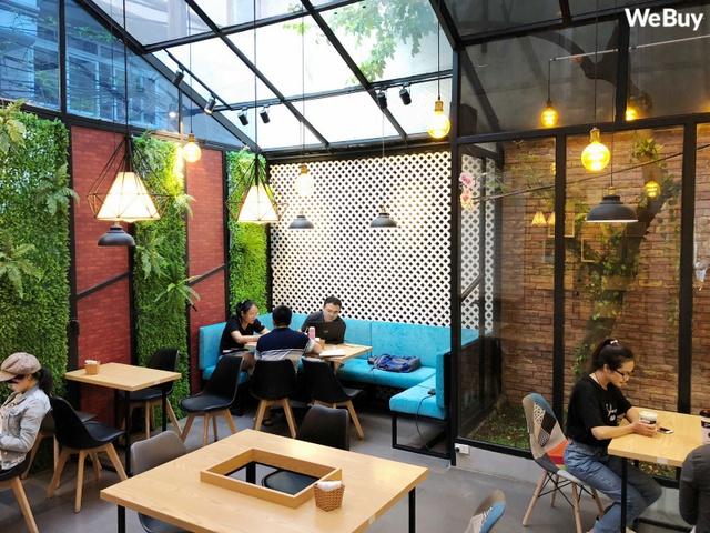 Có một quán trà sữa cực hợp tránh nắng ngày hè, lại thoải mái ngồi học tập, làm việc nguyên ngày - Ảnh 3.