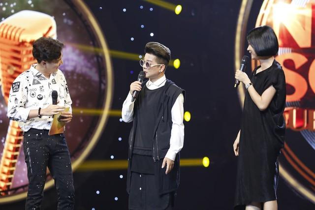 """Siêu mẫu Xuân Lan """"đá xoáy"""" Vũ Hà bằng chính ca khúc làm nên tên tuổi của nam ca sỹ - Ảnh 6."""