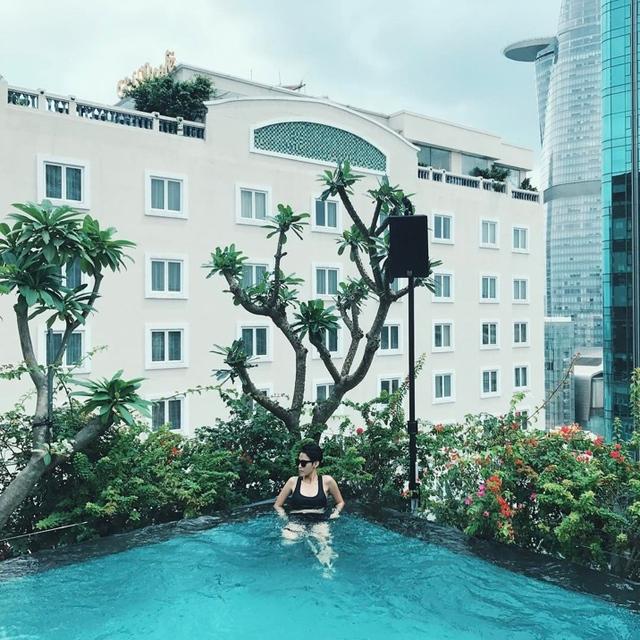 """The Myst Đồng Khởi - Nơi khởi nguồn những shoot hình đẹp không góc chết"""" của các sao giữa trung tâm Sài Gòn - Ảnh 9."""