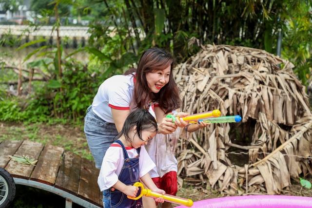 """Khởi động chiến dịch """"OMO - Mang mùa hè thật trở lại"""" cho trẻ em Việt Nam - Ảnh 1."""