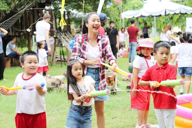 """Khởi động chiến dịch """"OMO - Mang mùa hè thật trở lại"""" cho trẻ em Việt Nam - Ảnh 7."""