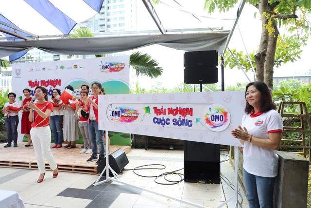 """Khởi động chiến dịch """"OMO - Mang mùa hè thật trở lại"""" cho trẻ em Việt Nam - Ảnh 8."""