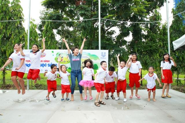 """Khởi động chiến dịch """"OMO - Mang mùa hè thật trở lại"""" cho trẻ em Việt Nam - Ảnh 9."""