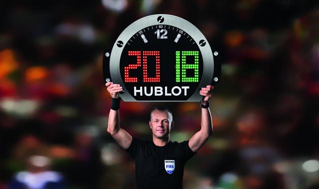 Hublot mở Pop-up chào đón FIFA World Cup tại Sài Gòn - Ảnh 4.