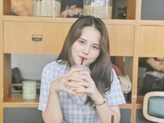 Gặp gỡ cô sinh viên tiếng Nhật trở thành đại diện hình ảnh trường đại học Hàn Quốc - Ảnh 1.