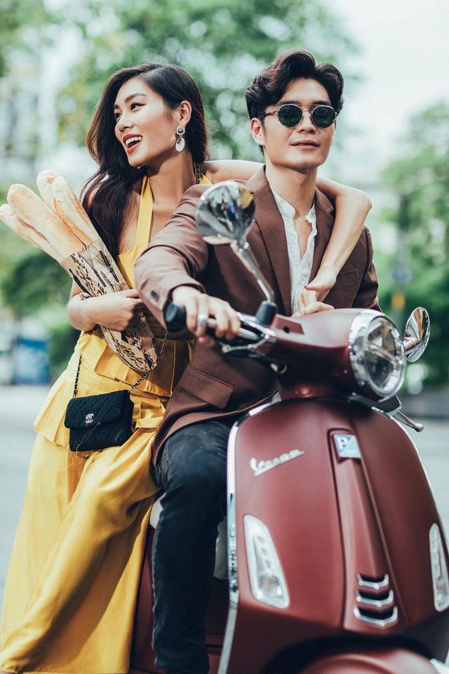"""Cặp đôi hot hit Huy Trần – Thảo Nhi Lê lại khiến cư dân mạng """"phát sốt"""" với phong cách sang chảnh - Ảnh 2."""