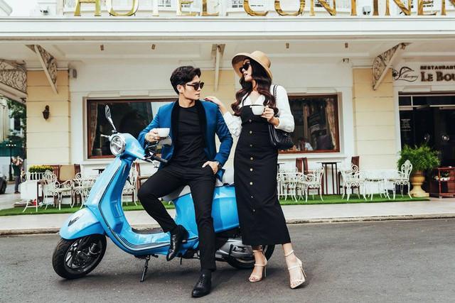 """Cặp đôi hot hit Huy Trần – Thảo Nhi Lê lại khiến cư dân mạng """"phát sốt"""" với phong cách sang chảnh - Ảnh 3."""